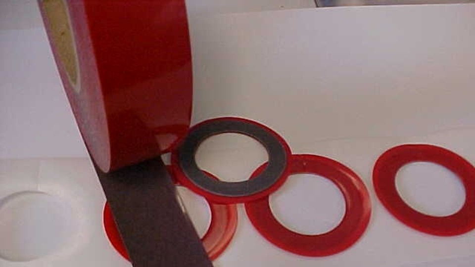 Six Ways Acrylic Foam Tapes Outperform Mechanical Fasteners