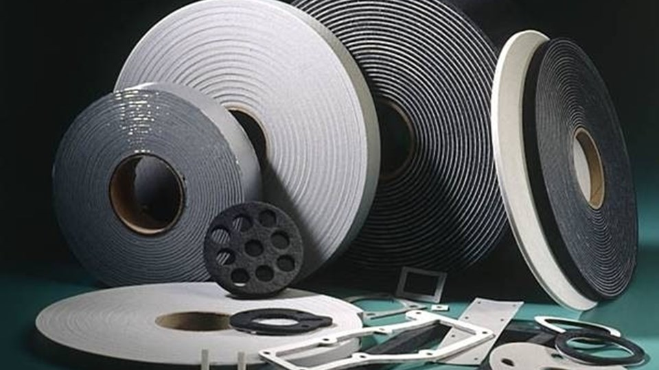 PVC Foam, An Economical Solution for Die Cut HVAC and Appliance Applications