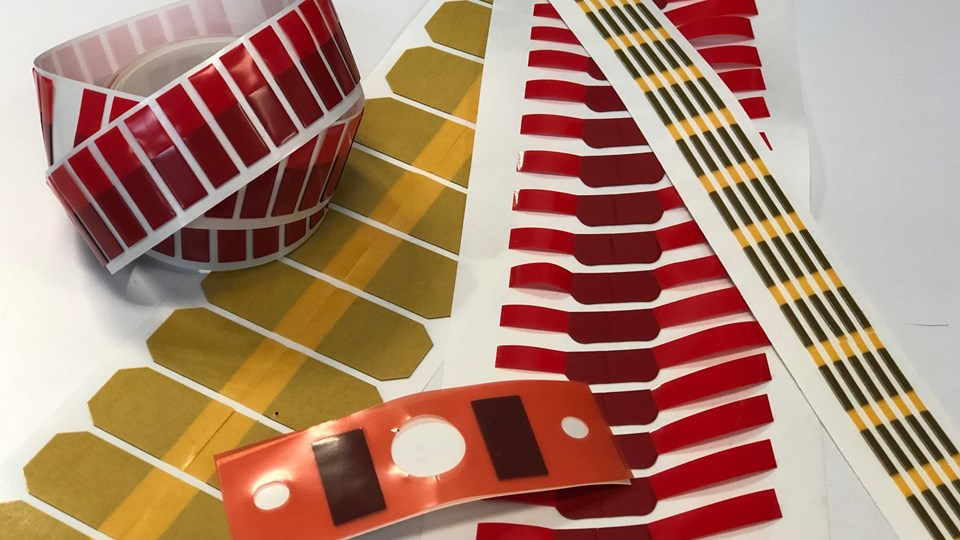 Die Cut Acrylic Foam Tapes
